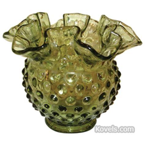 Fenton Glass Vase Prices by Fenton