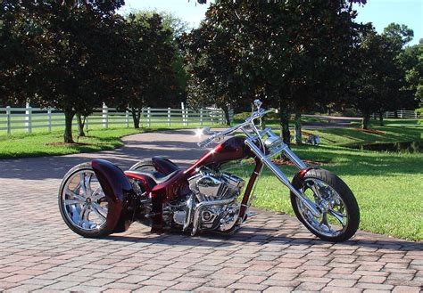 Badass Fully Customized Trike   Custom Motorcycles