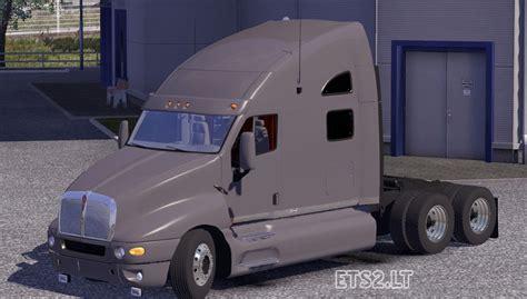Kenworth T2000 Interior by Kenworth T2000 Interior V 2 0 Fix Ets 2 Mods