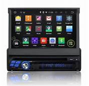 1 Din Android Car DVD Player With GPS Navigation 3G WIFI