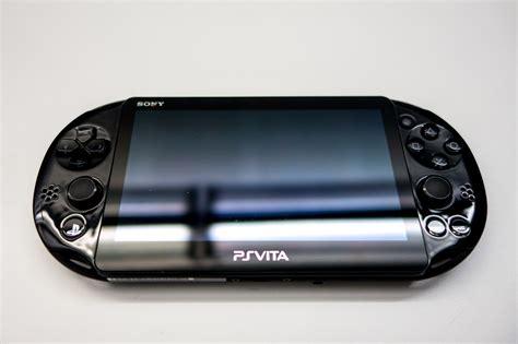 Playstation Vita Pch 3000 - psvita 3000 marque d 233 pos 233 e avec des infos surprise ps4pro fr