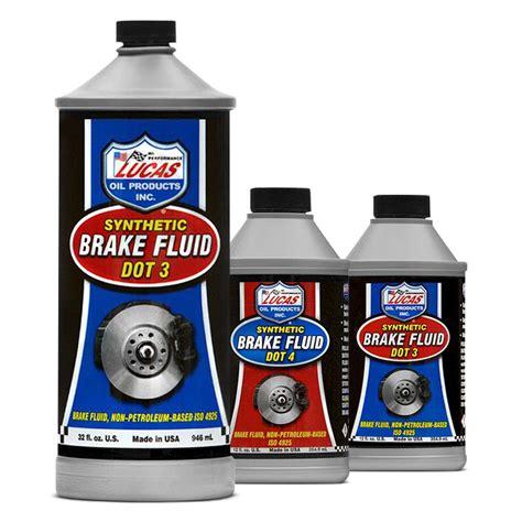 Lucas Dot 4 Brake Fluid lucas 174 synthetic brake fluid
