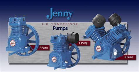 jenny emglo compressors portable stationary air