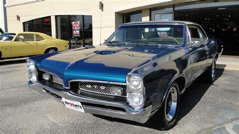 Pontiac Blue by 1967 Pontiac Gto Blue Image 267