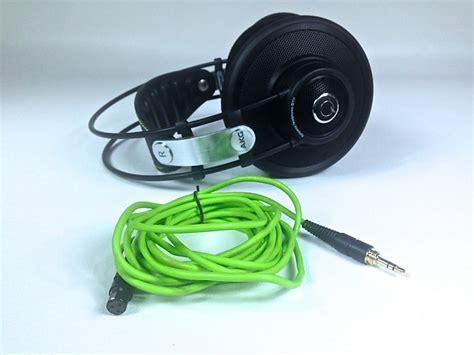 Akg Q701 Quincy Jones Green Edition Headphone akg quincy jones q701 q 701 professional studio headphones reverb