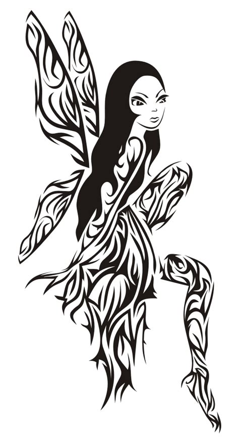 tribal fairy tattoos tribal designs www pixshark images galleries