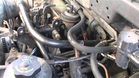 p1401 ford ranger ford egr dpfe sensor engine repair light