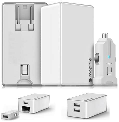 mophie car charger mophie dual wall chargers work at home or in the car the