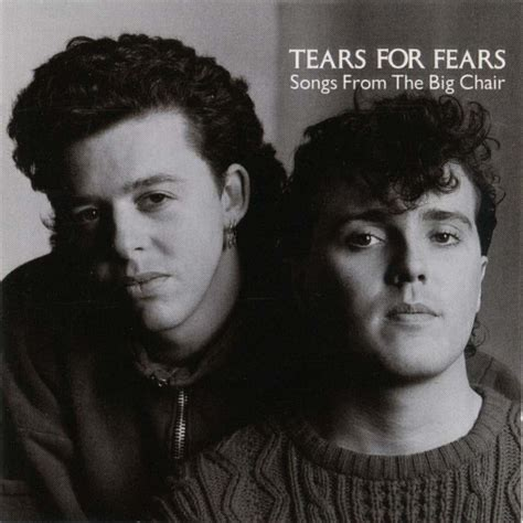 the big chair tears for fears tears for fears to reissue songs from the big chair
