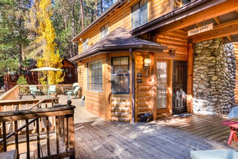 cabin in yosemite the redwoods in yosemite vacation home rentals and event