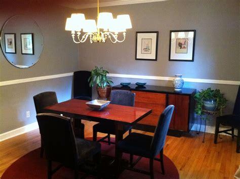 art decodepression modern dining room set red lion