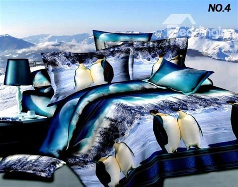 penguin comforters beddinginn com bedding pinterest