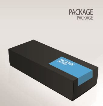 Hult Mba Black Box Package Admission by Vector Box Package Design Elements Free Vector In