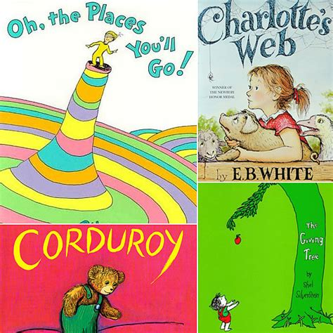 classic children picture books 20 must classic children s books popsugar