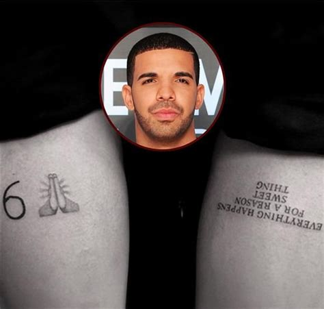drakes tattoo tattoos of 2014 for a reason praying and sweet