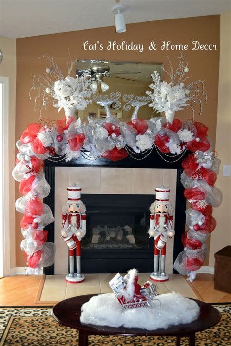 image of christmas mantle with nutcracker 17 best images about nutcracker on nutcracker and