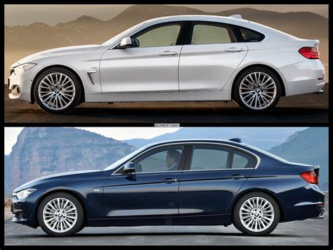 Bmw 2er Coupe Oder 3er by Bmw 4 Series Gran Coupe Vs Bmw 3 Series Sedan