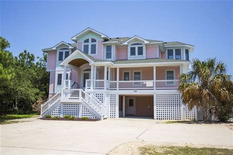 corolla outer banks vacation rentals coral reef 733 corolla nc outer banks vacation