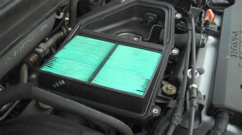 2002 Honda Civic Cabin Air Filter by Tutorial Change Air Filter On 2004 Honda Civic