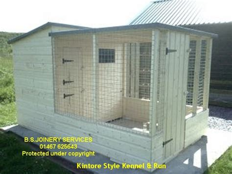Sheds And Runs by Heated Kennels And Runs Home Improvement