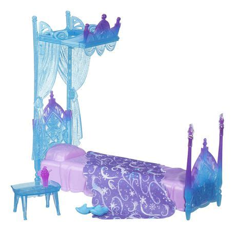 Frozen Bed Canopy Disney Frozen Icicle Canopy Bed Set Walmart Ca
