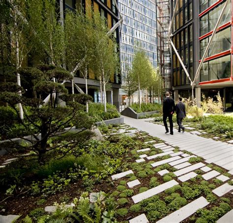 Landscape Architect Uk Neo Bankside Uk Gillespies