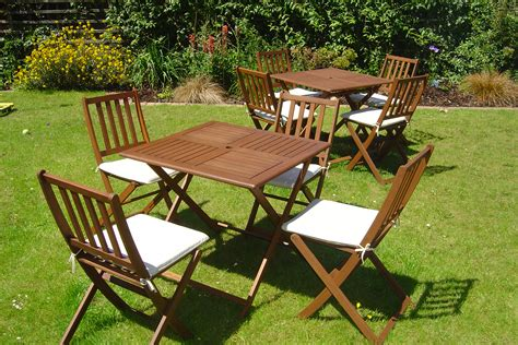 wooden patio furniture sets furniture jg marquees