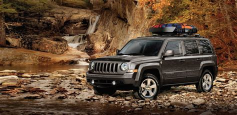 Jeep Patriot Performance Parts 2017 Jeep Patriot Taking Adventure To New Heights