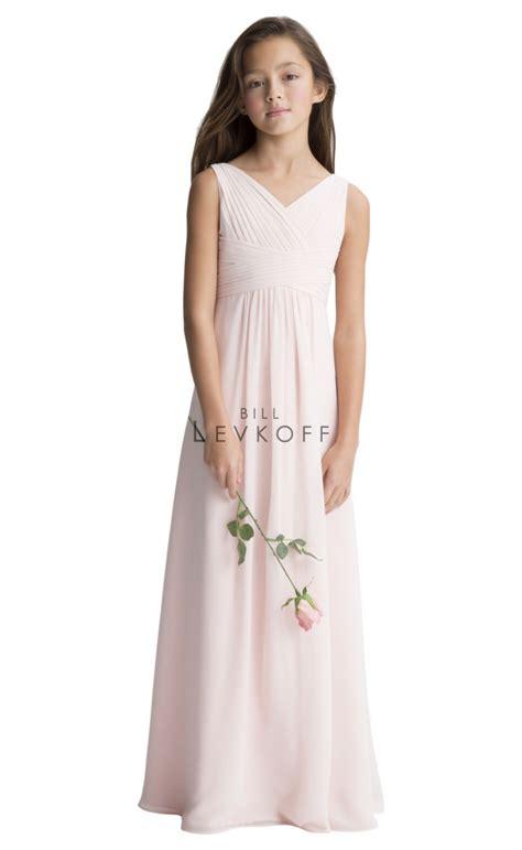 Junior Bridesmaid Dress by Flowergirl Dresses Bill Levkoff 111502 Bill Levkoff Junior