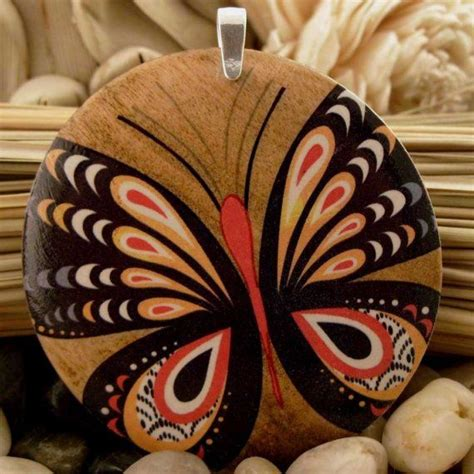 Handmade Rock - 14 best images about painted rocks bugs on