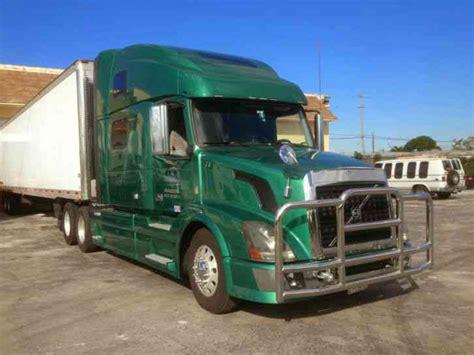 2009 volvo vnl volvo vnl 780 2009 sleeper semi trucks