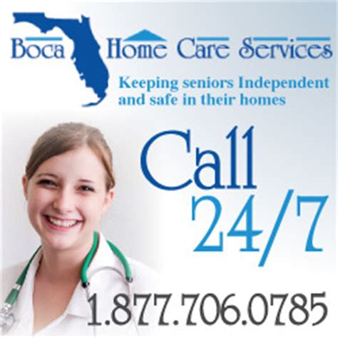 home care for boca raton seniors