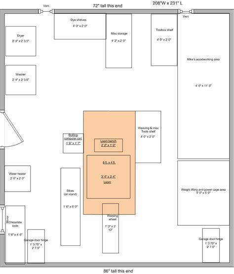 studio layout planner weaving studio layout tien chiu s blog