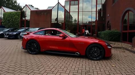What Happened To Tvr Tvr Griffith S Prolific Power Gives Ceo Les Edgar A Potty