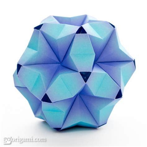 www origami kusudama origami gallery go origami