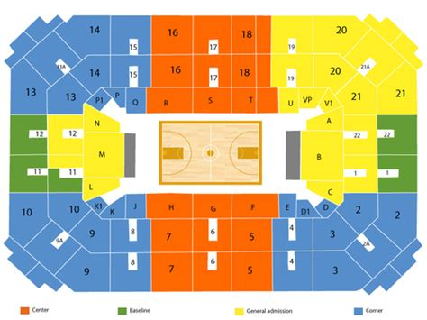 seat of allen county kansas allen fieldhouse seating chart events in ks
