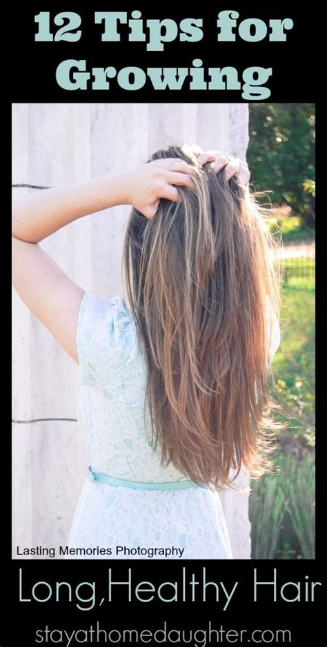 healthy hair tips 12 tips for growing long healthy hair great advice on
