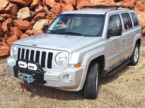 jeep patriot off road jeep patriot bumper winch mount and bumpers for jeep patriot