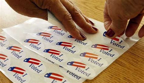 California Voting Records California S Registered Voters Hit Record High Ahead Of Tuesday Presidential Primary