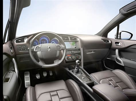 Styles Of Interior Design by 2016 Citroen Ds4 And Ds4 Crossback