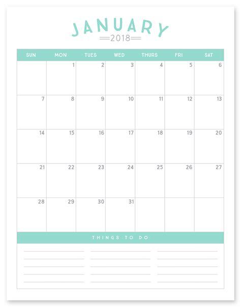 february 2018 calendar free printable live craft eat calendar 2018 free printable tire driveeasy co