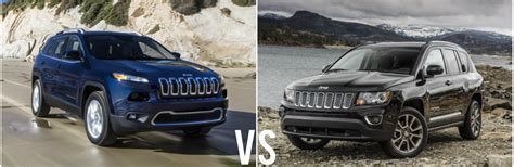 Jeep Compass Vs Jeep 2016 Jeep Vs 2016 Jeep Compass
