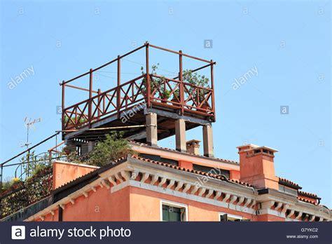 venice roof terrace altana venice stock photos altana venice stock images