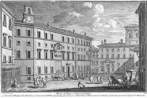 Roma Banco Dei Pegni by Monte Di Piet 224 E Banco Pubblico