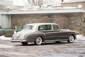 Rolls Royce Phantom V Rolls Royce Phantom V Park Ward Limousine 1959 63