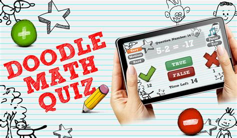 doodle quiz doodle math quiz android apps on play