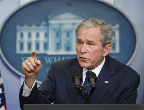 george w bush shocked saddam hussein didn t believe he would invade george bush maintient que le monde se porte mieux sans