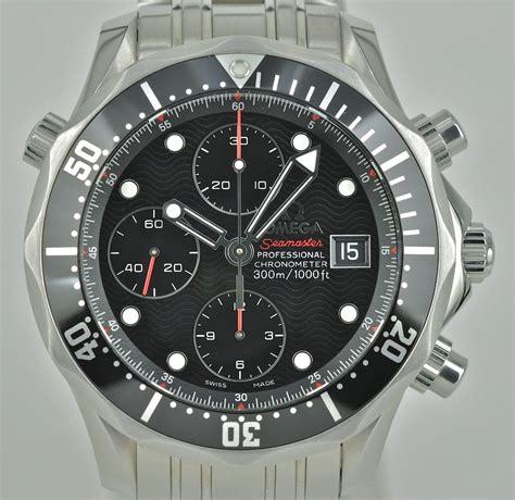Omega Seamaster Chrono omega seamaster professional chronograph black