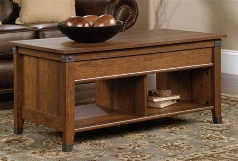 sauder carson forge lift top coffee table bring an amazing sauder carson forge lift top coffee table