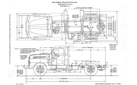 1951 ford f100 wiring diagram 1951 free engine image for